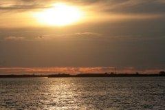 Вечер в Архангельске