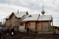 Женский монастырь в деревне Ершовка
