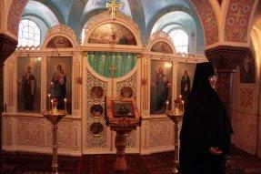 Свято-Иоанновский монастырь на р. Карповка