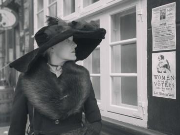 Frauenbewegung der späteren 1910er