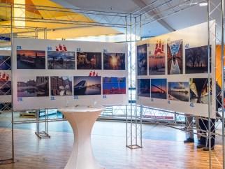 Fotoausstellung #DeinHamburg2016 in der Hamburger Meile