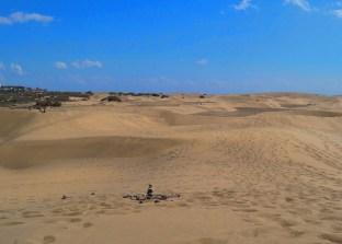 Foto Dünen Landschaft