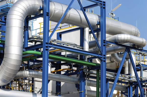 Industrial Structures Maintenance and Repairs
