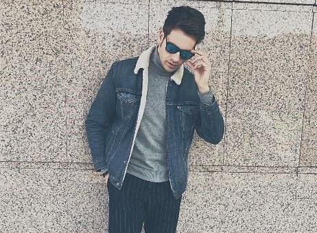 Marcos González – Instagramer de moda masculina