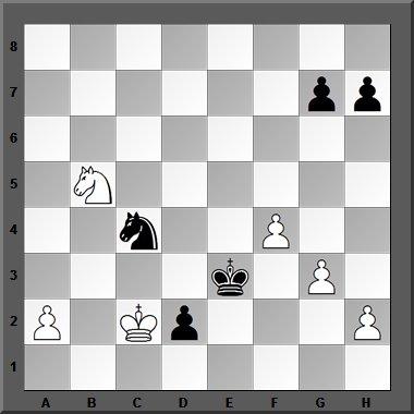 Schwarz zieht und gewinnt (1)