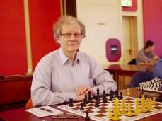 Gerhard in der letzten Runde