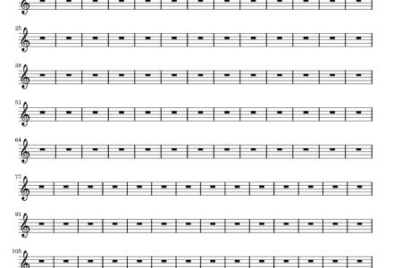 Free Sheet Music » bohemian rhapsody sheet music | Sheet Music