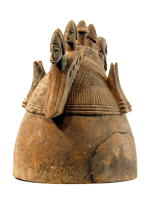 solid dogon metal important ritual objects objects farming implements weapons