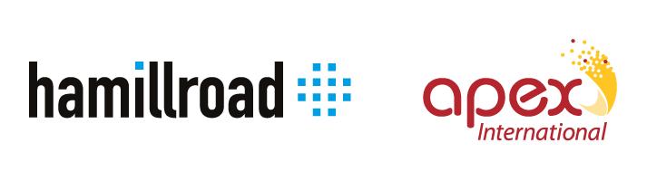 Hamillroad Software and Apex International - Strategic Partnership Aniken Graphics