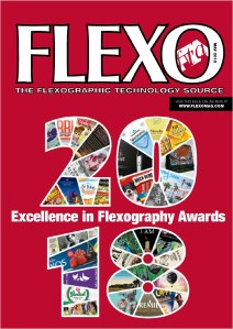 Flexo screening Ultra HD Bellissima DMS receives 2018 FTA Technical Innovation Award