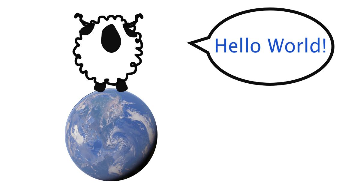 Hello World Cover Image