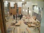 View Into Main Auditorium