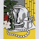 Still Life With Figurine #128, 1974