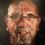 Self-Portrait Screenprint 2012