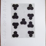 Playing Cards (Nine of Clubs), 1990