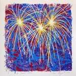 Fireworks for President Clinton, 1996