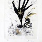 Fleur d'art (Flower of art) from Les Amours Jaunes, 1974