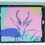 Vanishing Animals -- Sommering Gazelle, 1986