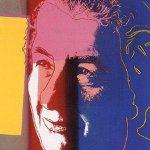Ten Portraits of Jews of the Twentieth Century - Golda Meir [II.233], 1980