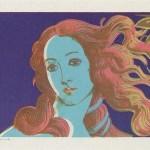 Details Of Renaissance Paintings (Sandro Botticelli, Birth of Venus, 1482), [II.317], 1984