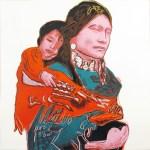 Mother and Child, [IIB.383], 1986