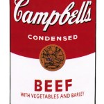 Campbell's Soup I: Beef, [II.49], 1968