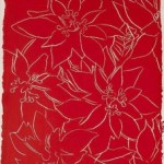 Poinsettias, [IIIA.50b], 1983