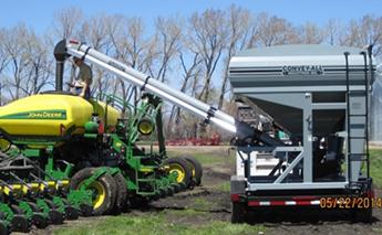 Seed Tenders - Industrial Conveyor Systems | Hamilton Systems