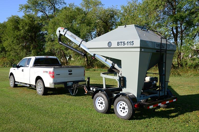 BTS-115 SEED TENDER - Industrial Conveyor Systems | Hamilton Sys