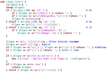 I'm guessing... this code transposes a matrix of some sort.