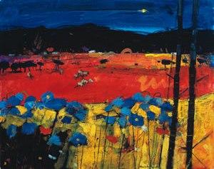 Evening Landscape, Arran