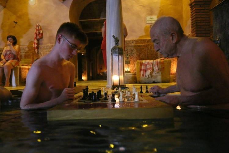 Crónica IX Torneo de Ajedrez en el Agua