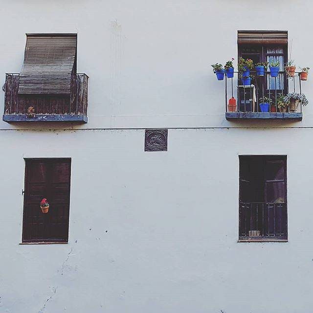 Granada y sus calles lorquianas
