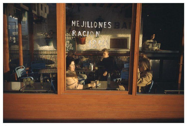La Málaga de los sesenta a través de la óptica de Joel Meyerowitz