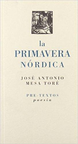 José Antonio Mesa Toré, poesía para un nuevo nacimiento
