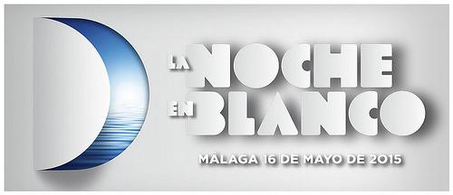 Visítanos en La Noche en Blanco Málaga 2015