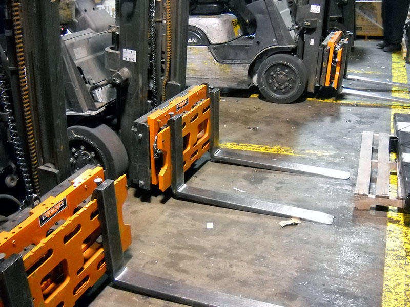 Forklift Scales