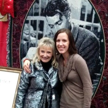 A few years ago I met Karolyn Grimes (Zuzu from the movie)! I wonder if she knows about the Mary Bailey Syndrome epidemic.