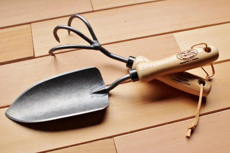 My favorite sturdy gardening tools
