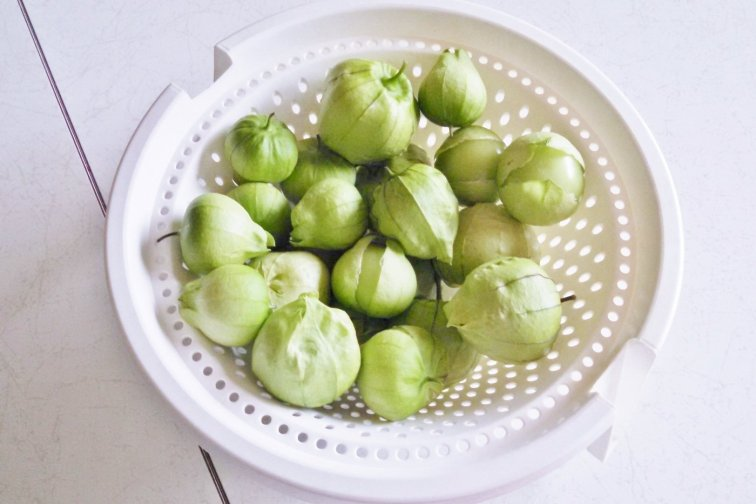 Garden-grown tomatillos, an easy crop