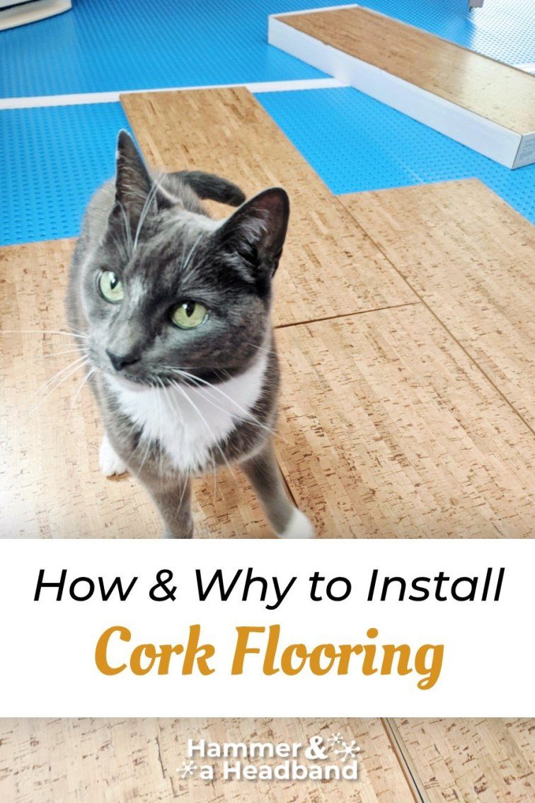 How and why to install cork flooring