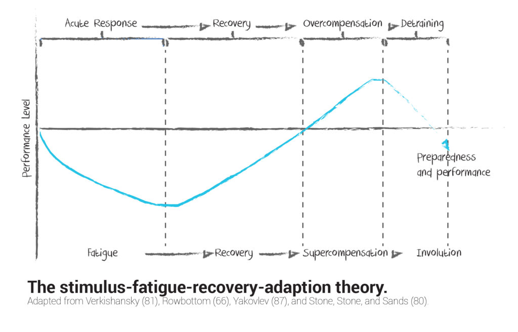 Stimulus Fatigue Theory