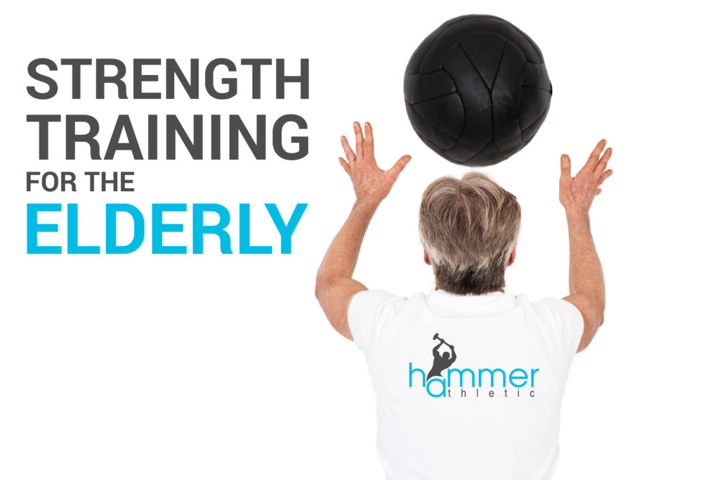 Strength Training for the Elderly