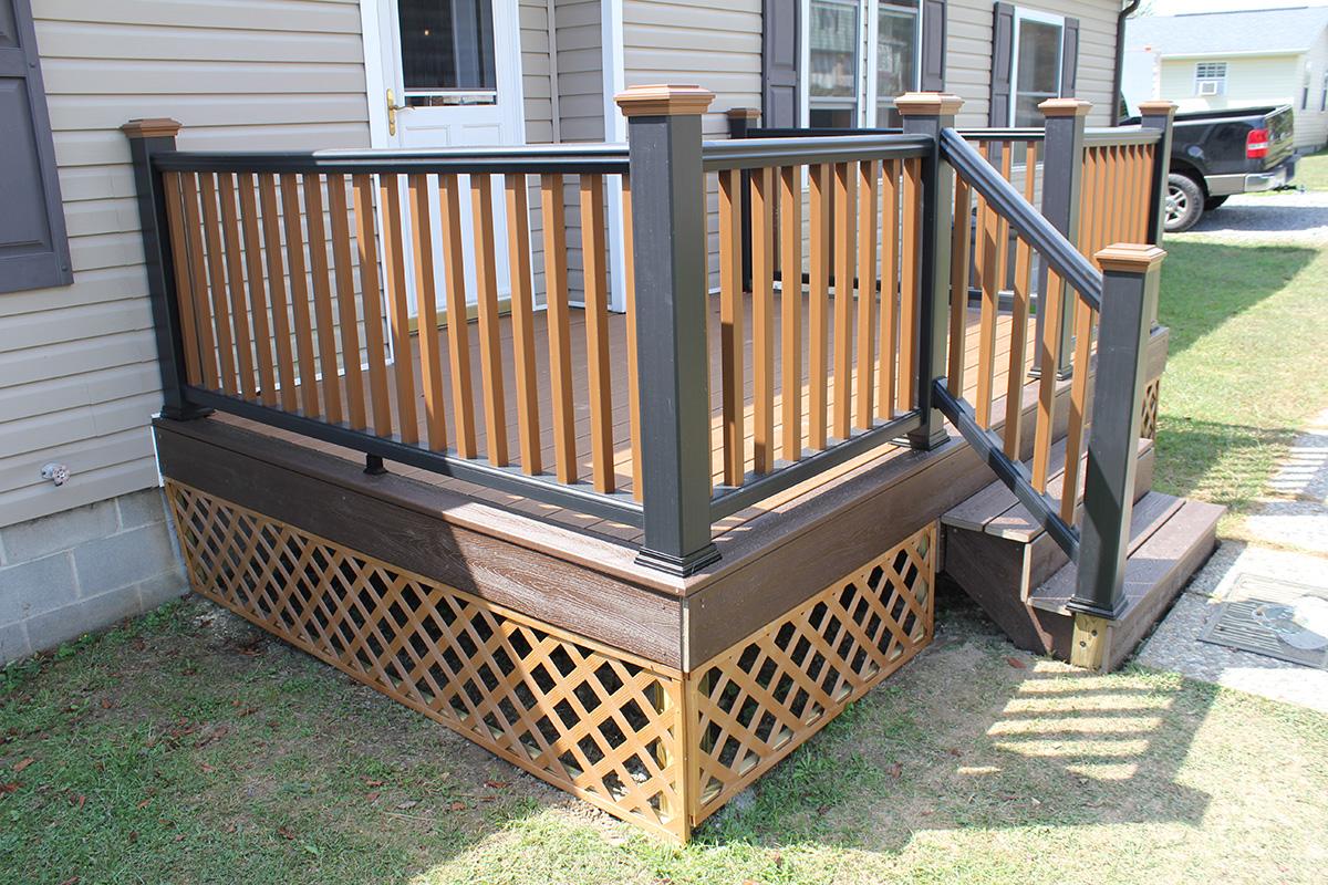 Deck Amp Front Porch Hammerhead Woodworks