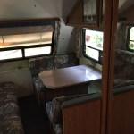 prowler camper living area