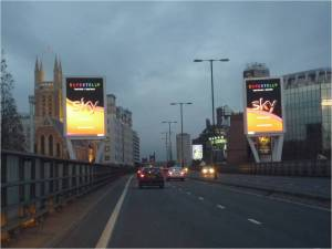 Wooden Spoon Award 2010 - Advertising Hoardings
