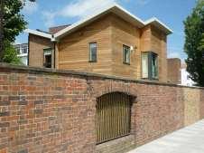 Nancye Goulden Award 2011: Phoenix School Caretaker's House