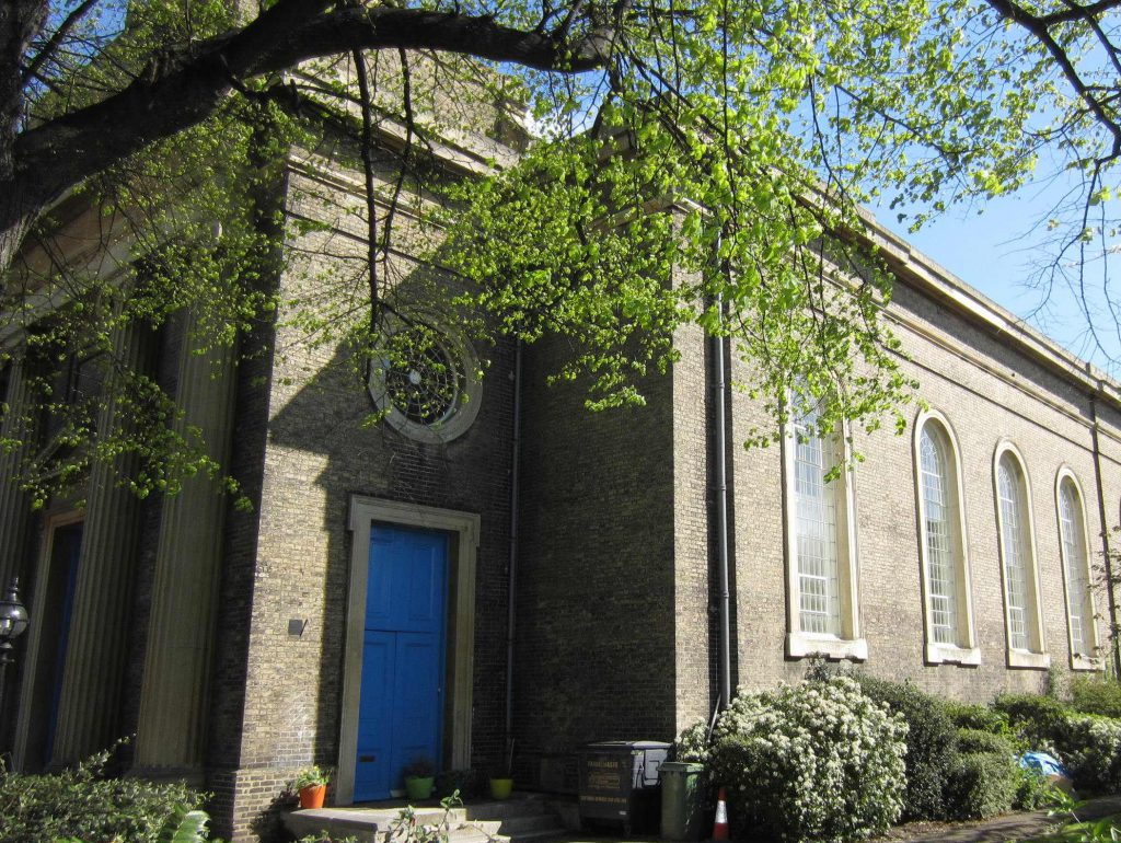 Conservation Award 2012 - St Peter's Church