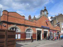 Hammersmith Station