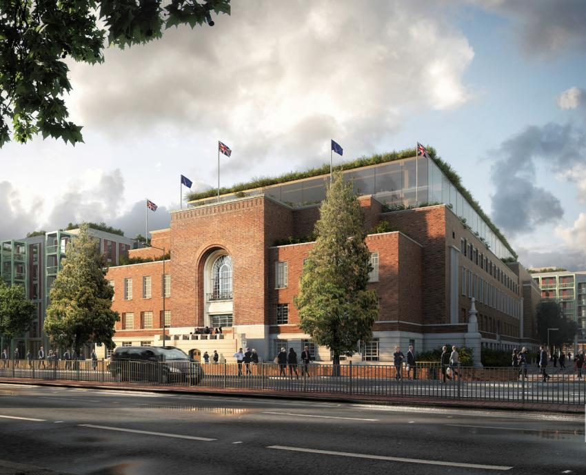 Town Hall redevelopment